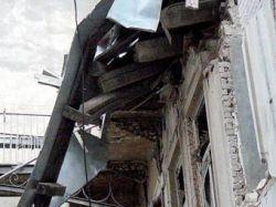Под завалами дома во Львове найдено тело погибшего