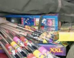 Исламские террористы занялись продажей фейерверков? (видео)