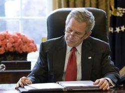 Джордж Буш готовится выбрать преемника. Наблюдатели ставят ставки на Джона Маккейна