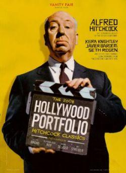 Знаменитости в фотосессии по мотивам фильмов Альфреда Хичкока (фото)