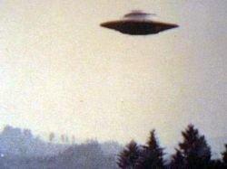 Количество случаев обнаружения НЛО в Британии увеличилось на 40%
