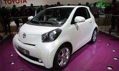 Новые подробности о Toyota iQ