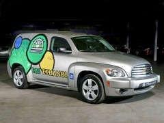 Chevrolet «озеленил» свой ретрохетчбэк HHR