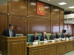 Над российскими судами установят гражданский контроль