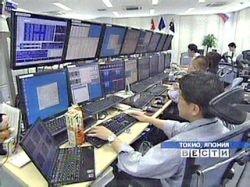 Японский фондовый рынок снизился из-за машиностроения