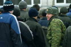В Свердловской области на службу в армию призывают психов и уголовников
