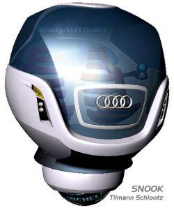 Audi Snook Concept - немецкий автомобиль будущего