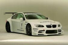 Гоночный BMW M3 примет участие  в гонках Ле-Мане 2009