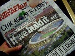 Падение доходов от рекламы подрывает газетный рынок в мире