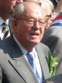 Французского националиста Жан-Мари Ле Пена опять судили