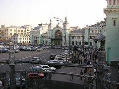 Белорусский вокзал в Москве признан лучшим в России