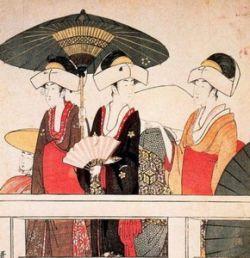ГМИИ имени А.С. Пушкина покажет японские гравюры XVIII-XIX века
