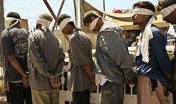 Израильские солдаты издевались над заключенными