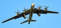 24 самолета ВВС Японии подняты на перехват российского бомбардировщика
