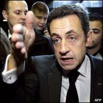 Николя Саркози обвинил журналистов в подлоге