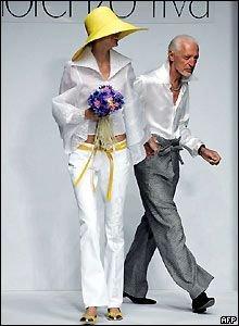 Дизайнер Лоренцо Рива: Россия – последний оплот высокой моды
