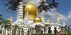 История исламской цивилизации – в новом малазийском парке