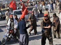 В Пакистане взорвали участников митинга оппозиции