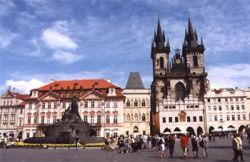 В Чехии парламент не смог избрать президента страны