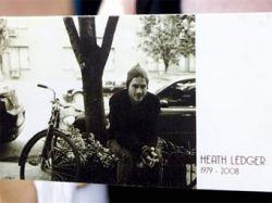 В Австралии прошли похороны Хита Леджера