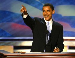 Речь кандидата в президенты США переложили на музыку