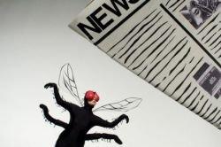 Изабелла Росселлини сняла короткометражный фильм о сексе насекомых (фото)