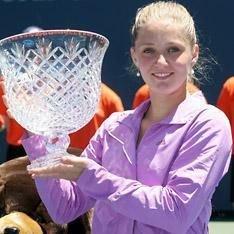 Анна Чакветадзе выиграла теннисный турнир в Париже