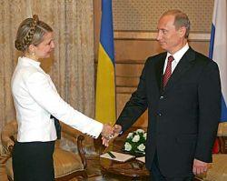 В газовое рабство к Киеву Москва пошла сама