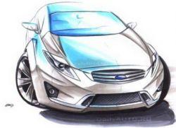 Первая информация о Ford Focus 3 2010
