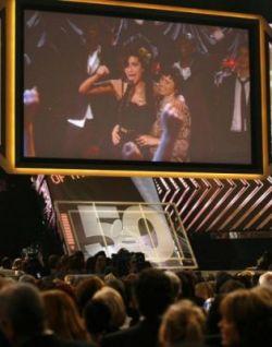 В Лос-Анжелесе прошла церемония вручения Грэмми (фото)