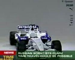 Российские ученые создали машину времени (видео)