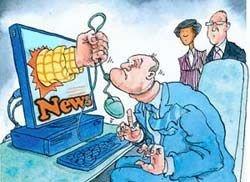 Российские законодатели готовятся приравнять к СМИ все сайты с аудиторией от 1000 посетителей в день