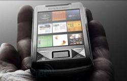 Суперсмартфон Sony Ericsson Xperia (видео)