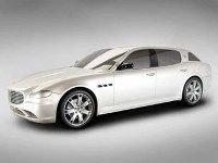 Итальянцы создали уникальный универсал на базе Maserati Quattroporte