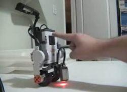 LEGO MindStorms NXT - игрушка для будущих инженеров (видео)