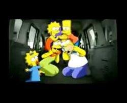 Симпсоны рекламируют новый Renault Kangoo (видео)