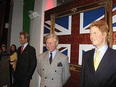 Принцы Уильям и Гарри помогут сиротам и ВИЧ-инфицированным