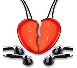 MP3-проигрыватели ко дню святого Валентина