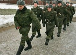 Российская армия в упадке и не способна ни на что