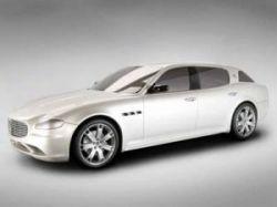 Единственный Maserati Cinqueporte для арабского шейха