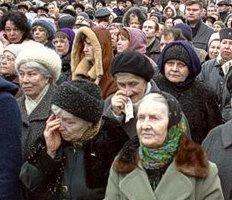 К 2016 году 25 процентов всех россиян будут лицами пенсионного возраста