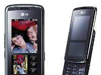 LG представила слайдер с большим сенсорным экраном KF-700