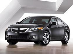 Новая Acura TSX дебютирует на автосалоне в Нью-Йорке