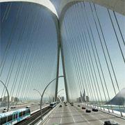 Нью-йоркская компания Fxfowle Architects выиграла конкурс на дизайн нового моста в Дубае