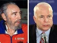 Фидель Кастро обвинил Джона Маккейна во лжи о кубинских бойцах во Вьетнаме