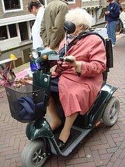 К 2011 году пенсионеры будут составлять четверть населения Москвы