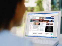 Объем рынка онлайн-рекламы в США в 2007 г. составил 25,5 миллиардов