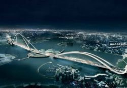 Самый большой в мире арочный мост будет построен в Дубае (фото)