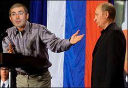 Идеологом Владимира Путина стал Михаил Ходорковский