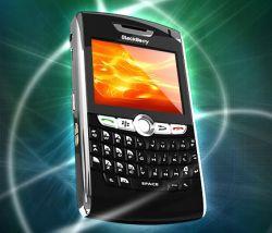 Телефоны BlackBerry тоже могут обзавестись сенсорными экранами